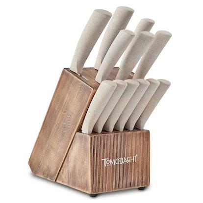Tomodachi Harvest 13-Pc Knife Block Set