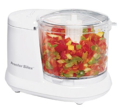 Proctor Silex Mini Food and Vegetable Chopper