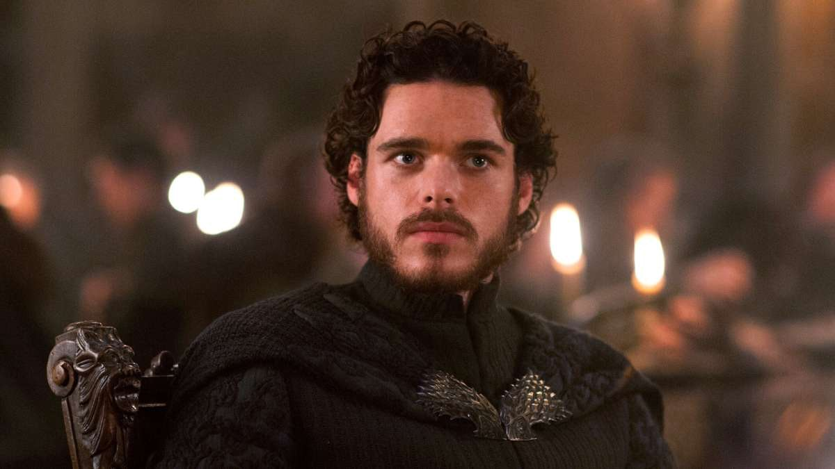 Richard Madden Hasn't Seen The 'Game Of Thrones' Finale, But He Has Some Thoughts — VIDEO
