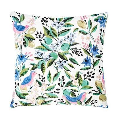 Caitlin Wilson Citron Vert Pillow Cover