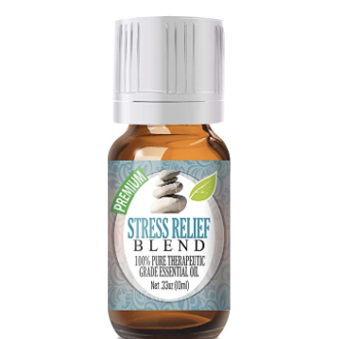 Healing Solutions Stress Relief Essential Oil