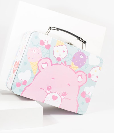 Care Bears Tin Tote
