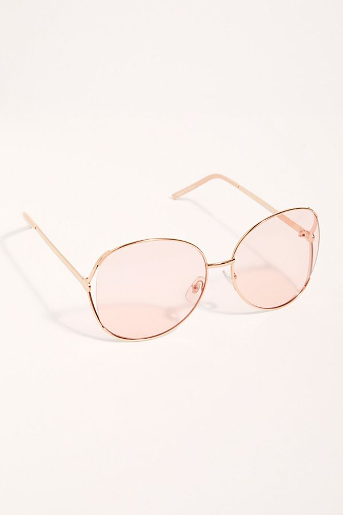 Lily Round Sunglasses