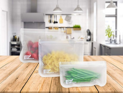 E-Z Seal Reusable Storage Bags (Pack of 5)