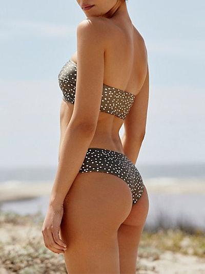 Shade Bandeau Bikini Set