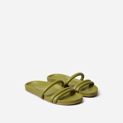Form Three-Strap Sandals