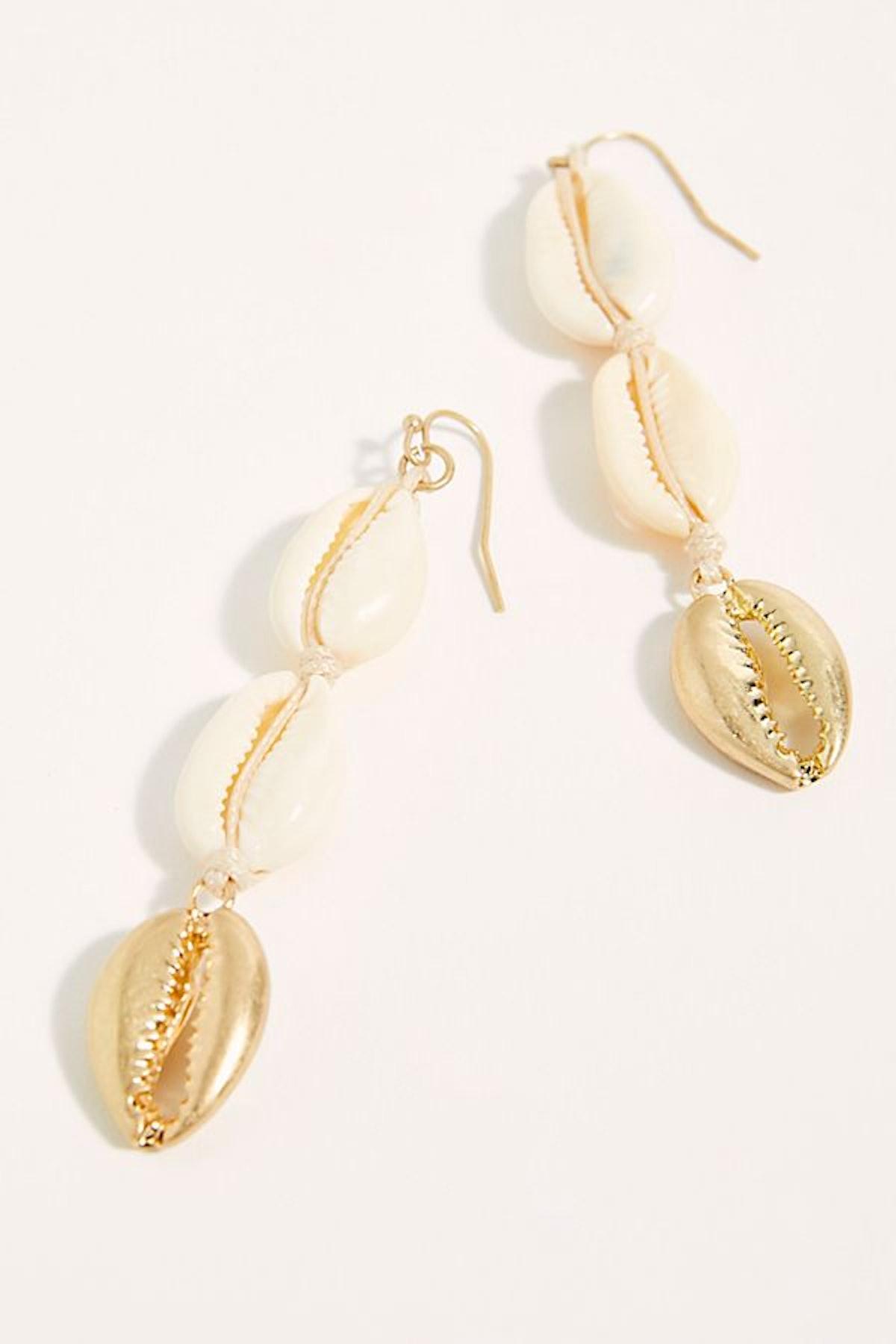 Seashells Dangle Earrings