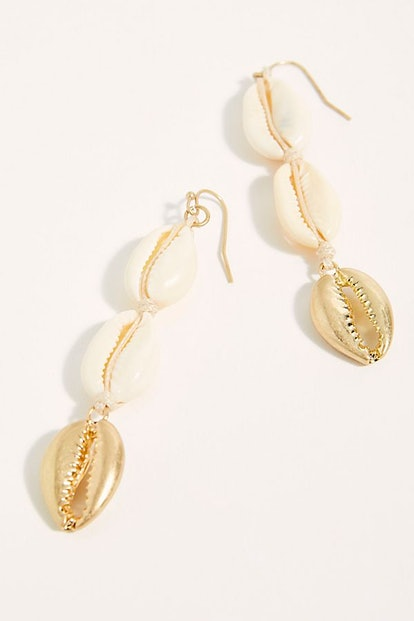 Seashells Dangle Earrings