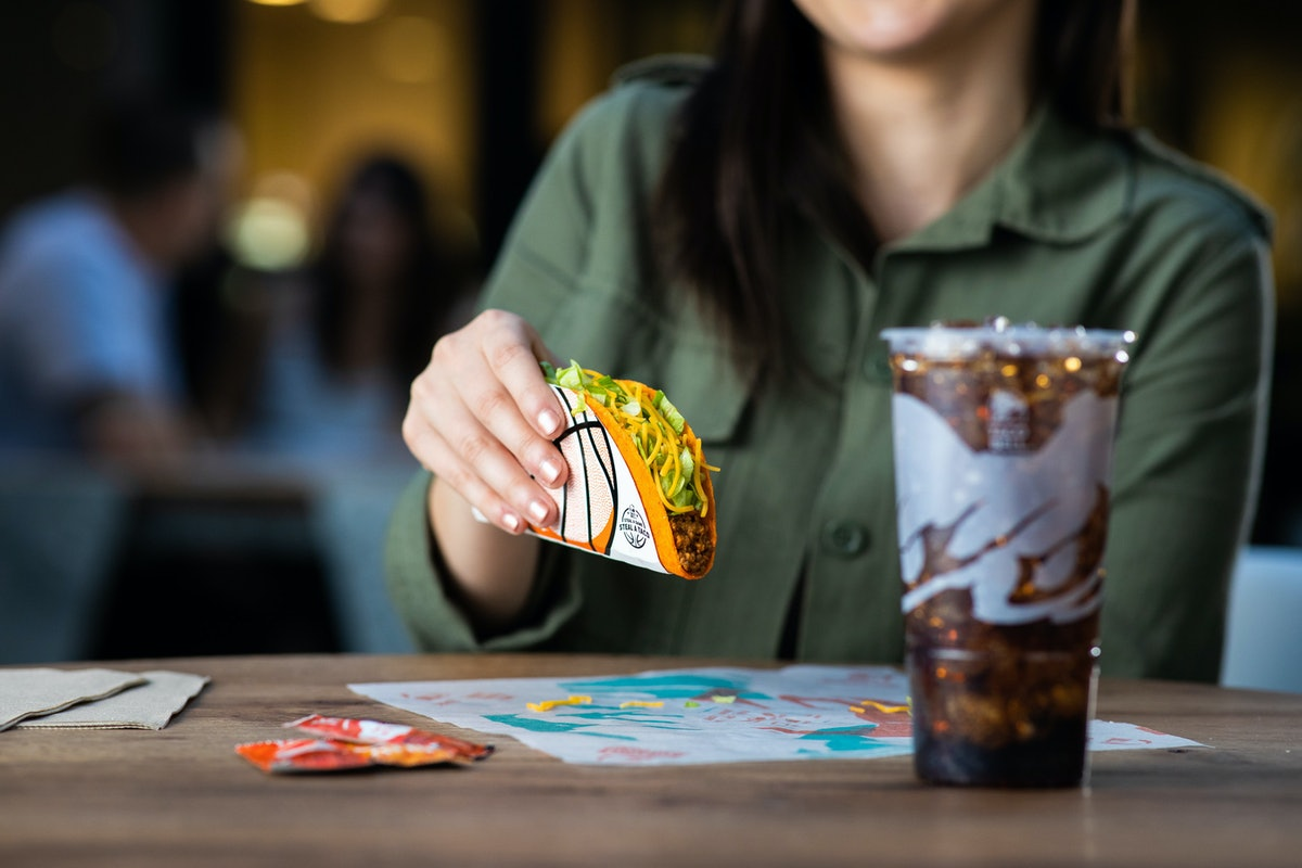 How To Get A Free Doritos Locos Taco From Taco Bell On June 18