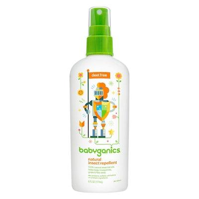 Babyganics Natural DEET-Free Insect Repellent