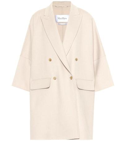 Fibra Wool and Angora Coat