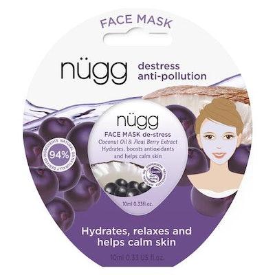Anti Stress & Anti Pollution Face Mask