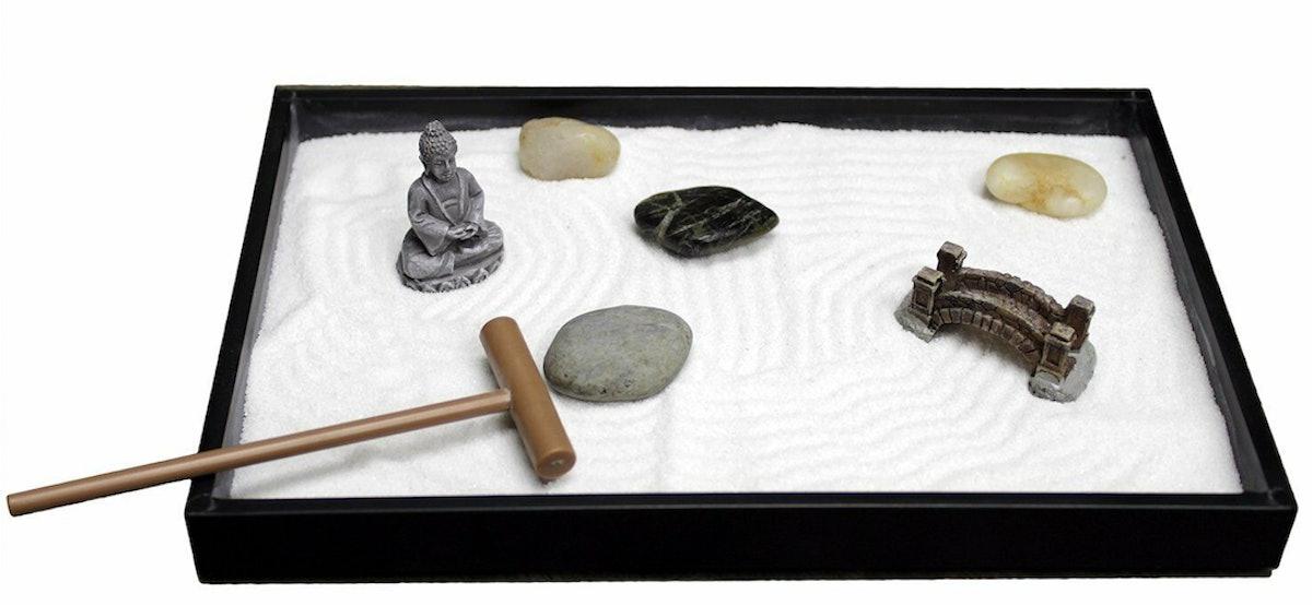 Nature's Mark Mini Zen Garden