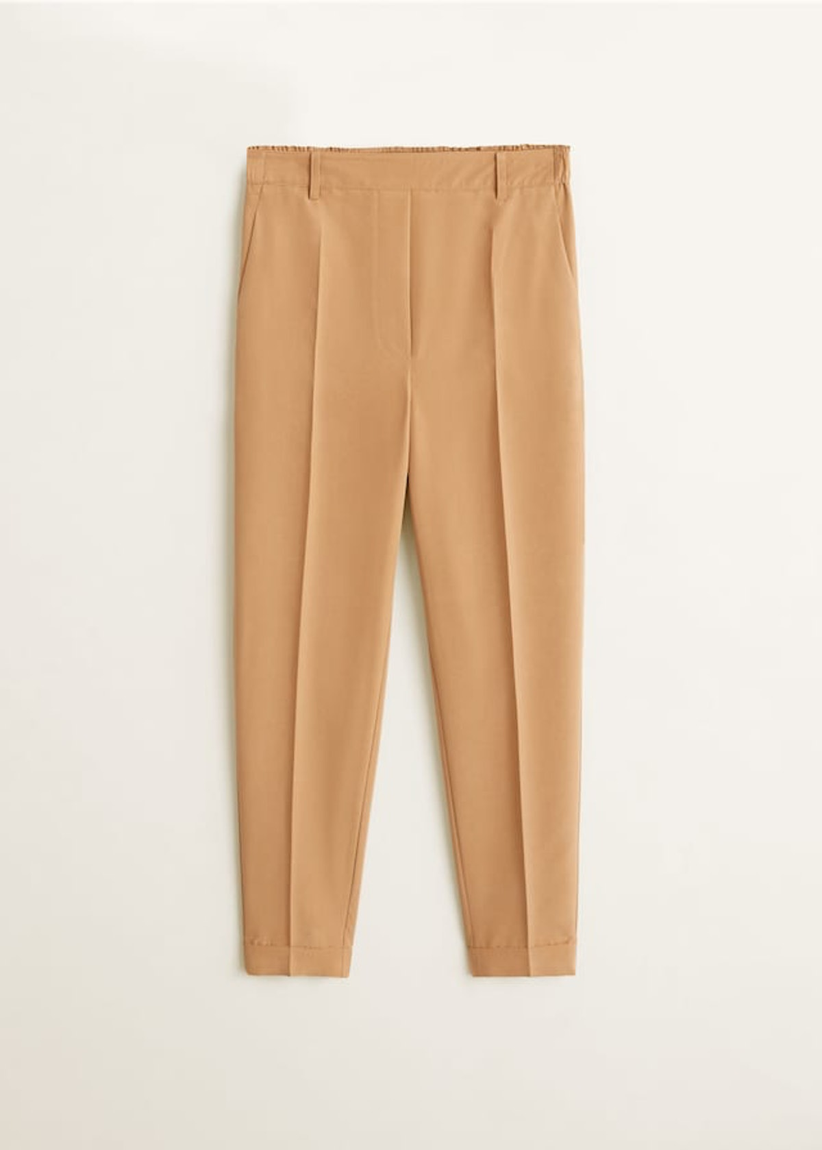 Modal suit trousers