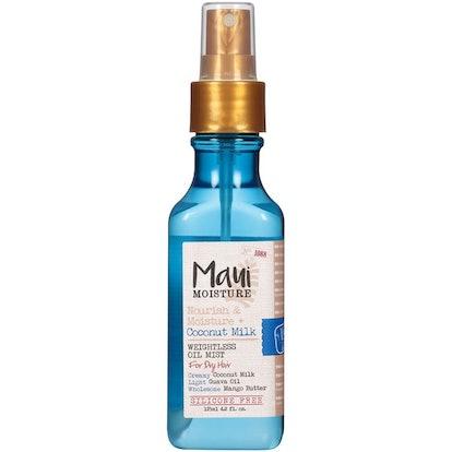 Nourish & Moisture + Coconut Milk Weightless Oil Mist for Dry Hair