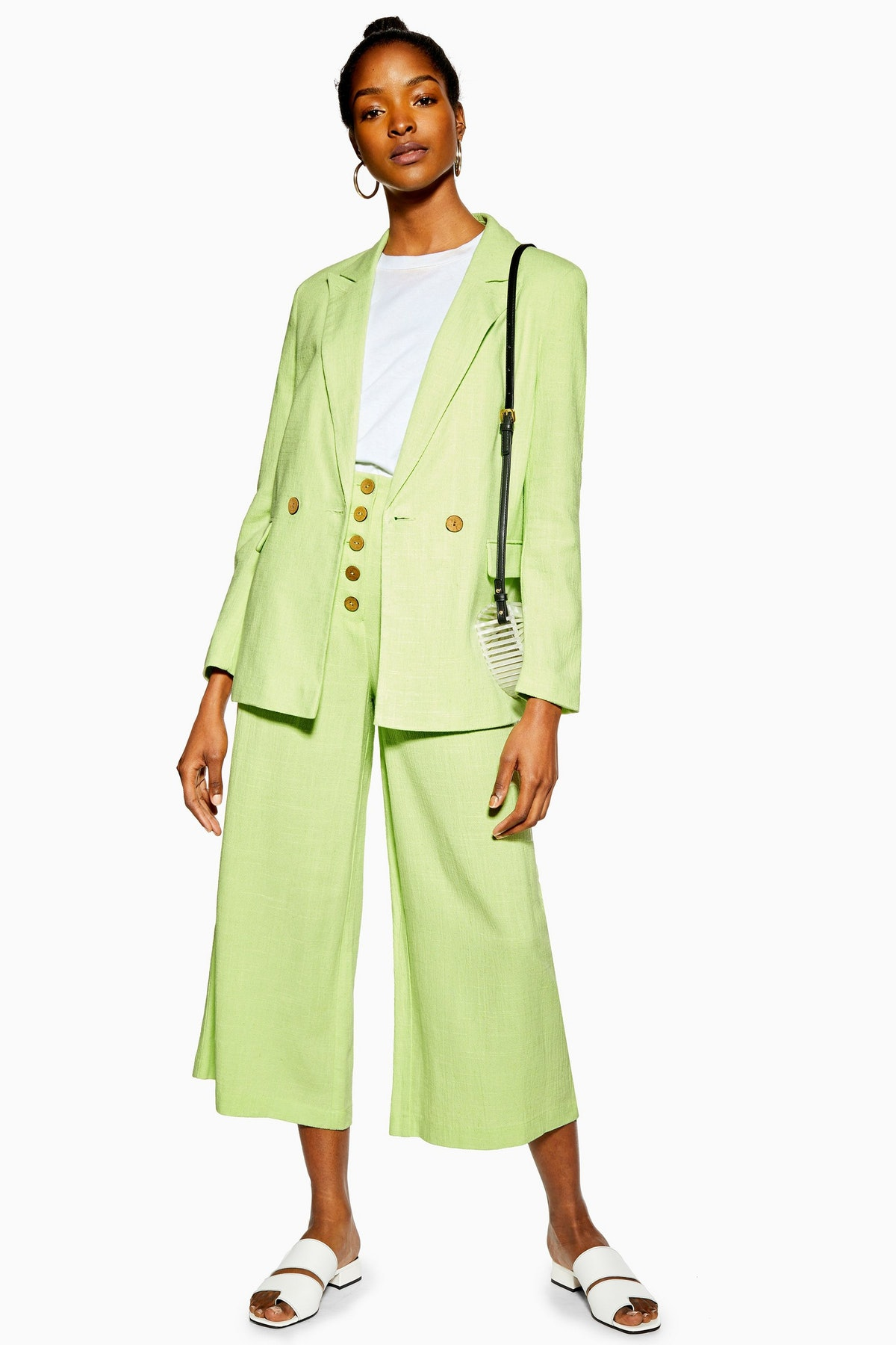 Apple Green Suit