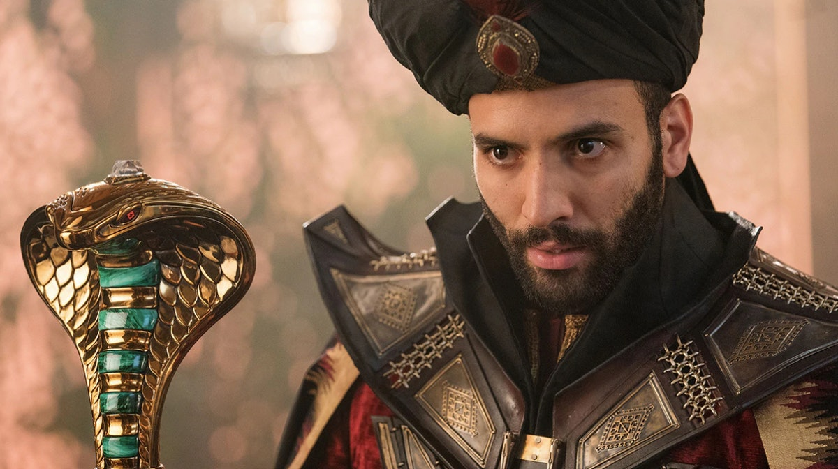 Who Plays Jafar In 'Aladdin'? Marwan Kenzari Gives A Much Different Look To The Movie's Villain