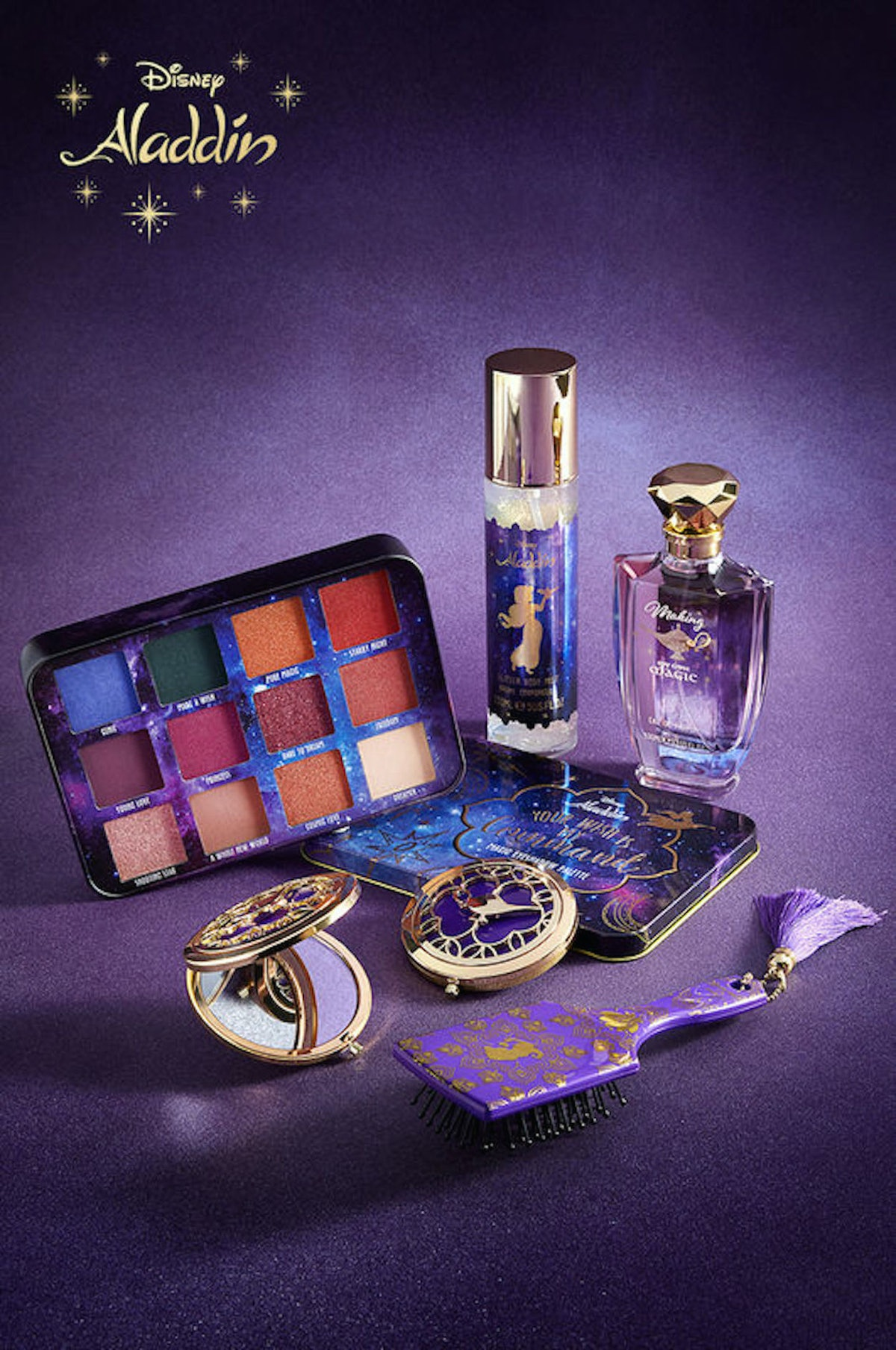 Where To Buy Primark's 'Aladdin' Makeup Collection For A Whole New World Of Beauty
