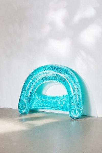 Glitter Chair Pool Float