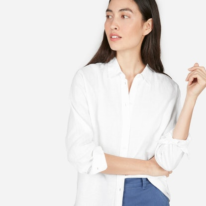 The Linen Relaxed Shirt