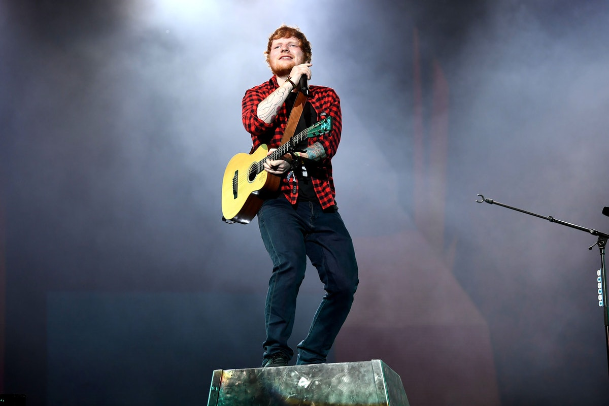 Will Ed Sheeran Be At Glastonbury 2019? The Singer Wowed Audiences Last Time Around