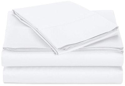 AmazonBasics 400 Thread Count Sheet Set
