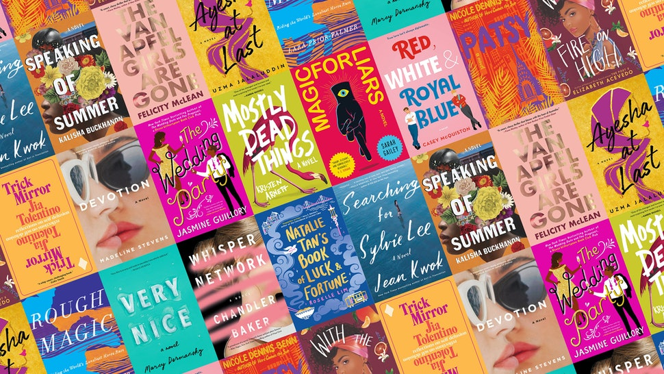 50 New Books Of Summer 2019 To Read By The Pool, In The Park