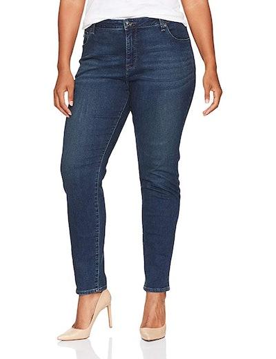 LEE Plus-Size Rebound Skinny Jeans