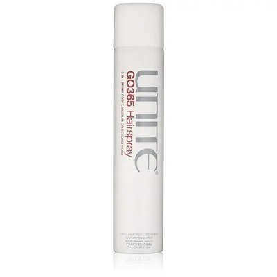 GO365 Hairspray 3-in-1 Soft, Medium or Strong Hold 10-ounce Hair Spray