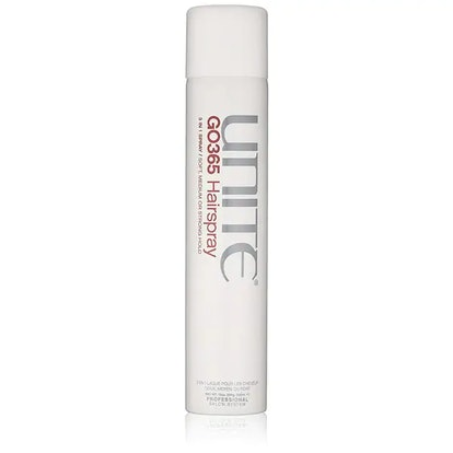 GO365 Hairspray 3-in-1 Soft, Medium or Strong Hold 10-ounce Hair Spray