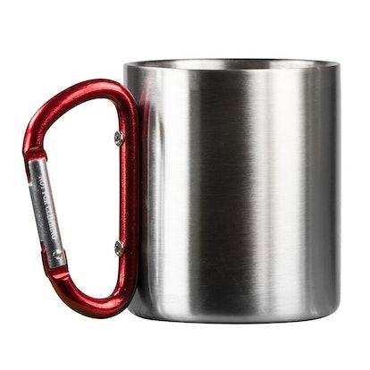 Life Gear Stainless Steel Mug