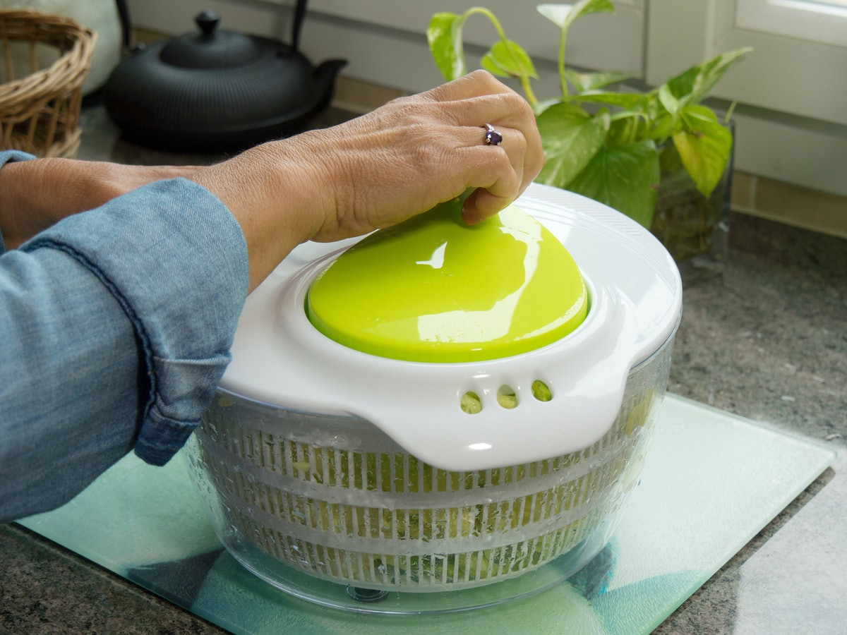 The 3 Best-Rated Salad Spinners