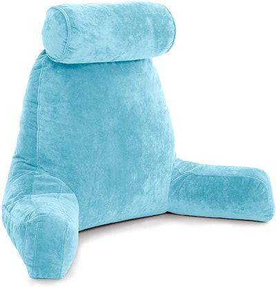 Husband Pillow, Carolina Blue