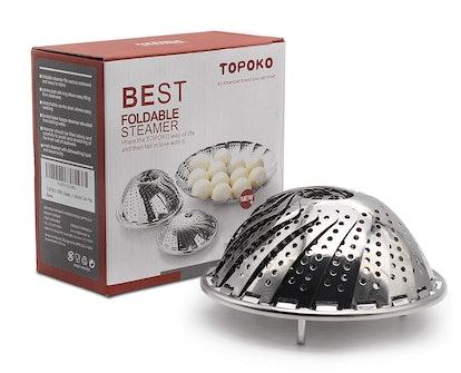 TOPOKO Vegetable Steamer Basket