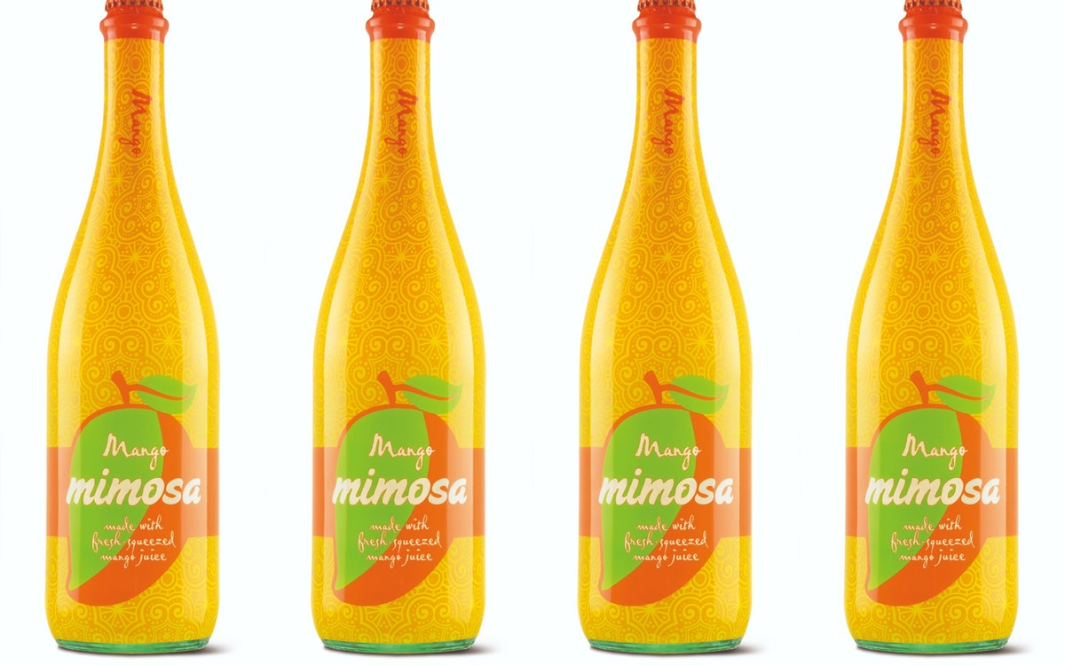 Aldi's Mango Mimosa Bottles Will Hit Shelves In June