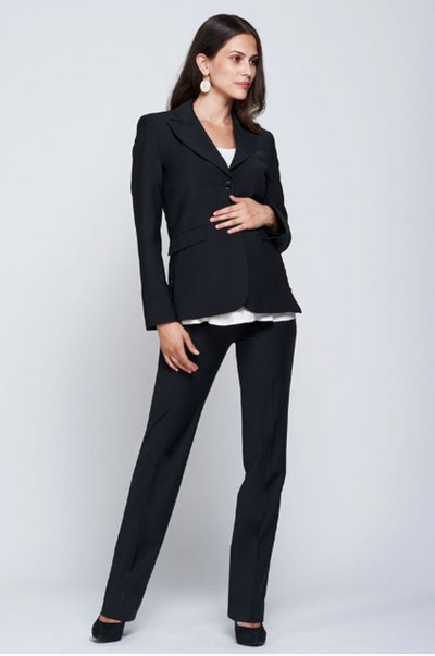 Classic Maternity 3-piece Suit