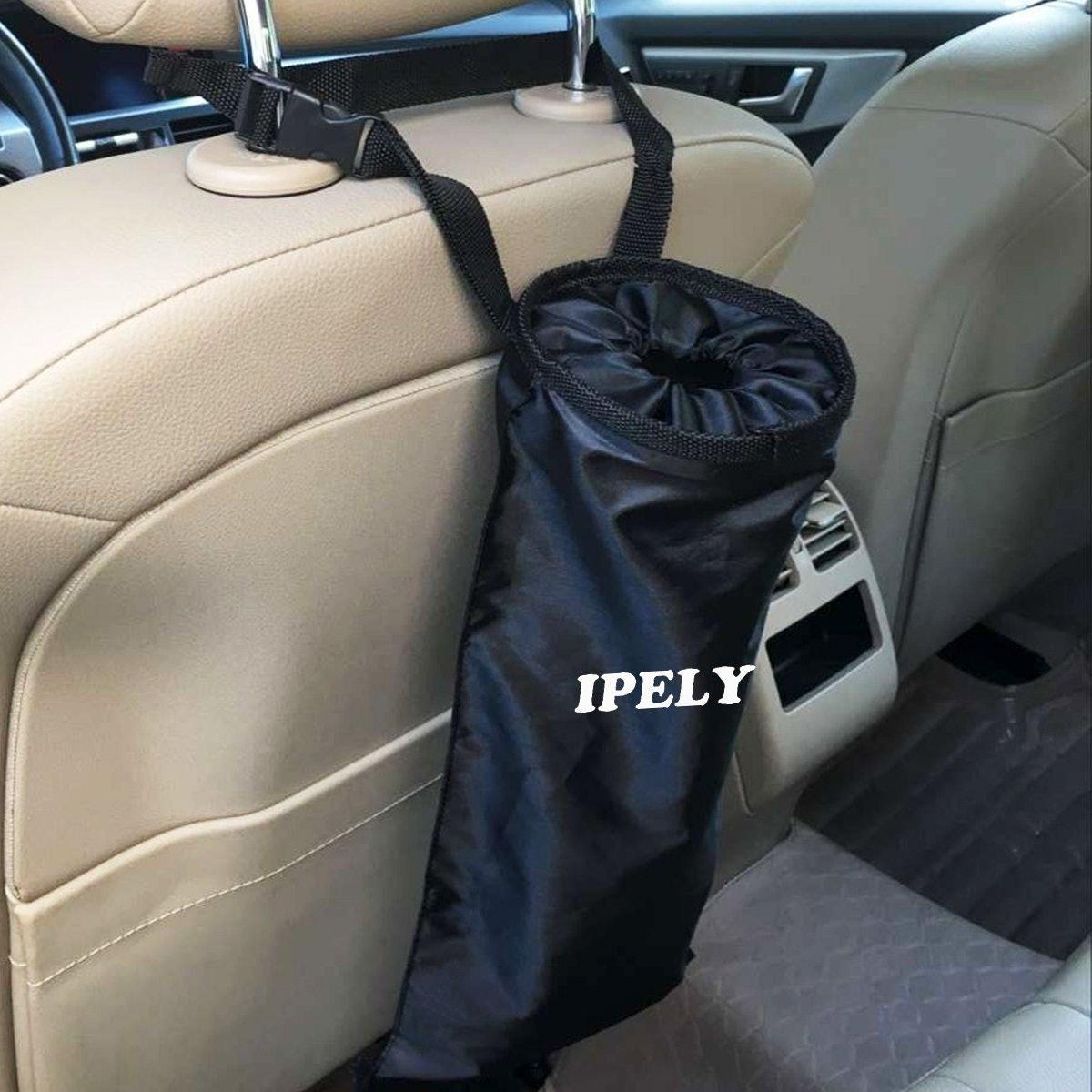 IPELY Car Back Seat Trash Bag
