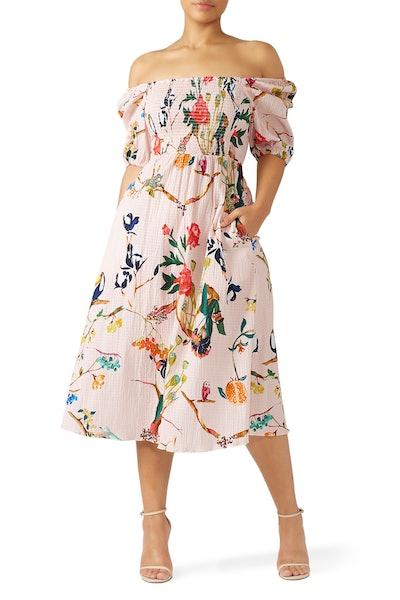 Tanya Taylor Lucinda Dress