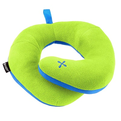 BCOZZY Kids Chin Supporting Travel Pillow-