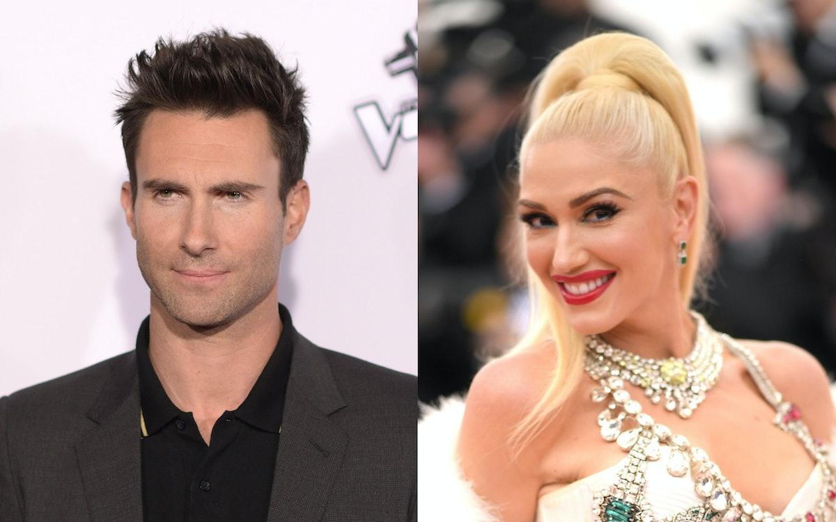 Gwen Stefani Is Replacing Adam Levine On 'The Voice' & It's Bittersweet