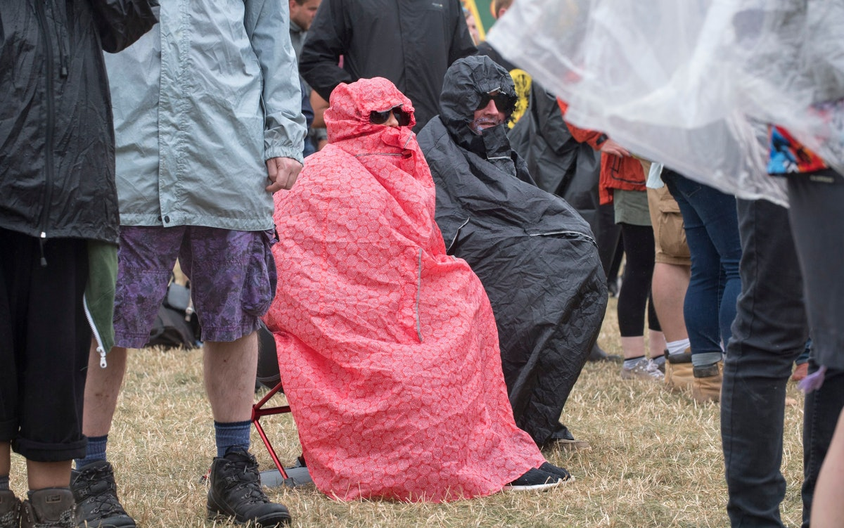 Will It Rain At Glastonbury? 2019's Forecast Isn't Looking Too Terrible For Festival-Goers