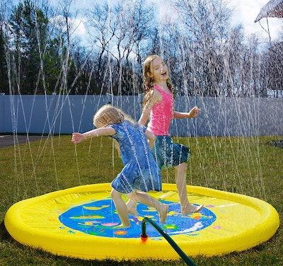 Sprinkle Splash Pad