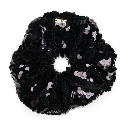 Mallory Sequin Scrunchie