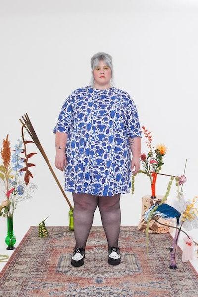 Tess Printed Dress