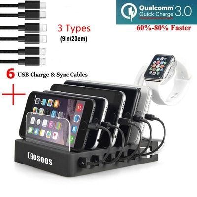 Fastest Charging Station