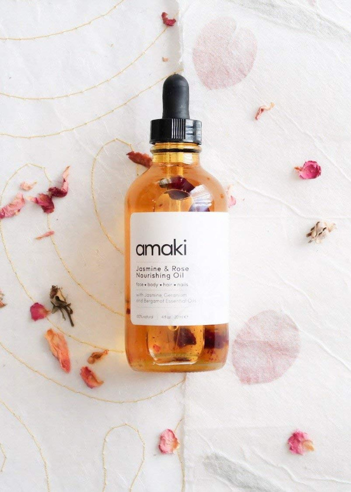 Amaki Facial Oil