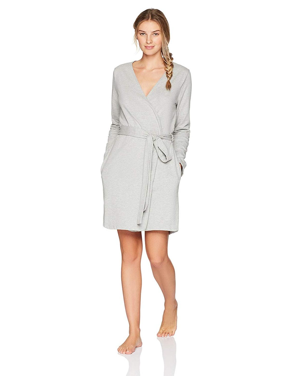 The Slumber Project Cotton Fleece Robe (S-XXL)