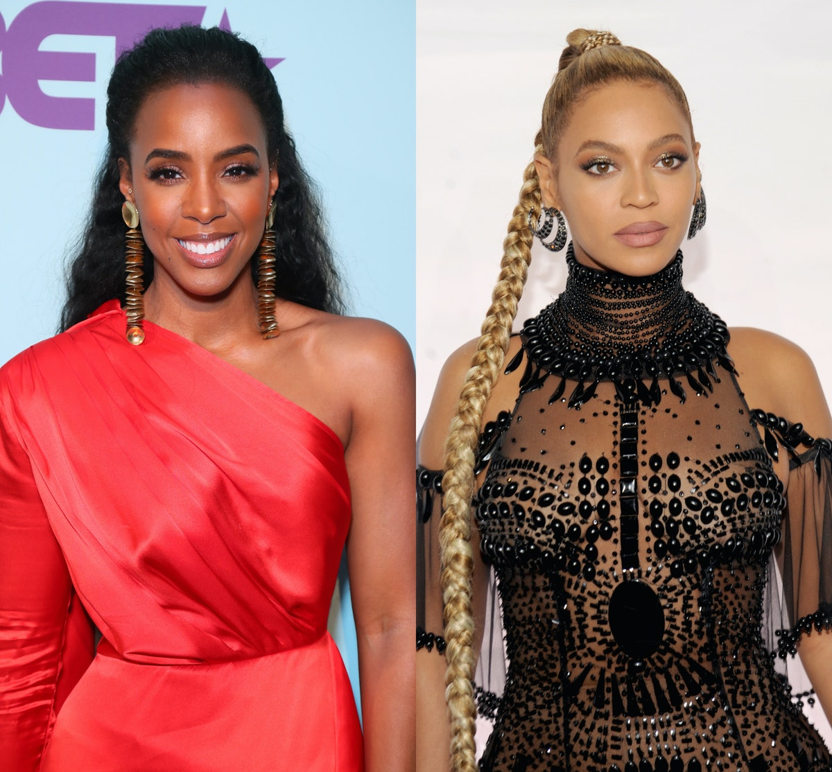 Kelly Rowland & Beyonce Reunited At A Janet Jackson Concert & Yes, It Was Iconic