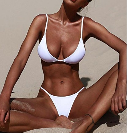 Macvise Women's Bikini