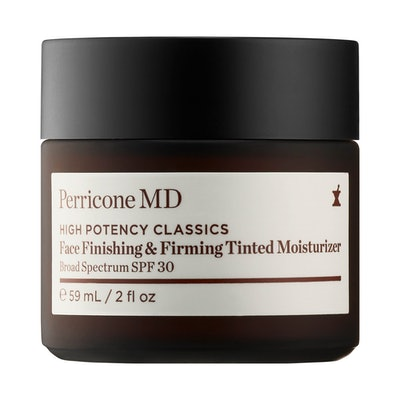 High Potency Classics: Face Finishing & Firming Moisturizer Tint SPF 30